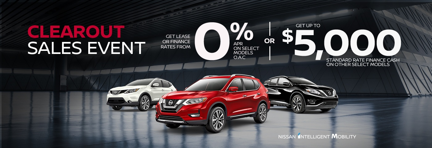 Scarborough Nissan: New & Used Nissan Dealership