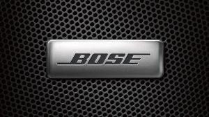 BOSE® PREMIUM AUDIO SYSTEM